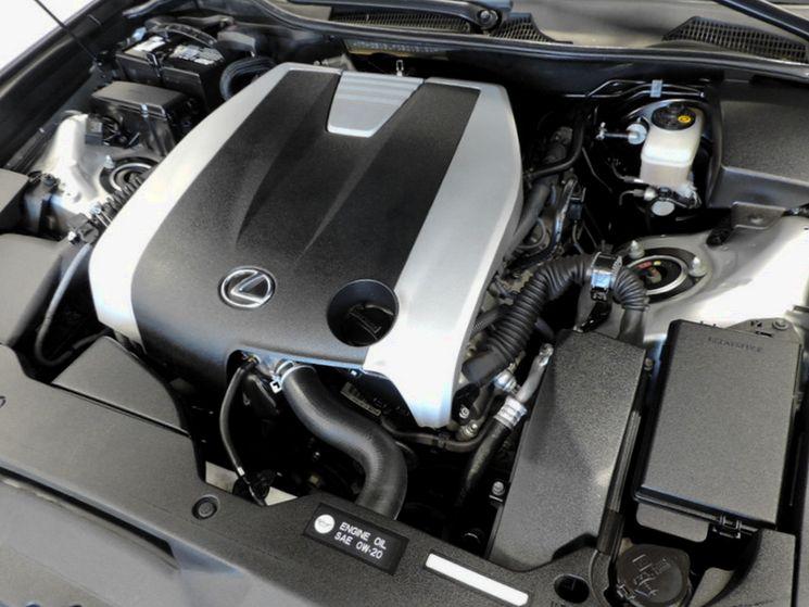 Где купить контрактный двигатель на Lexus