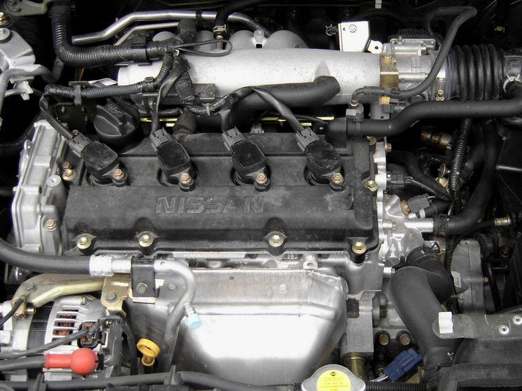 Где купить контрактный двигатель на Nissan