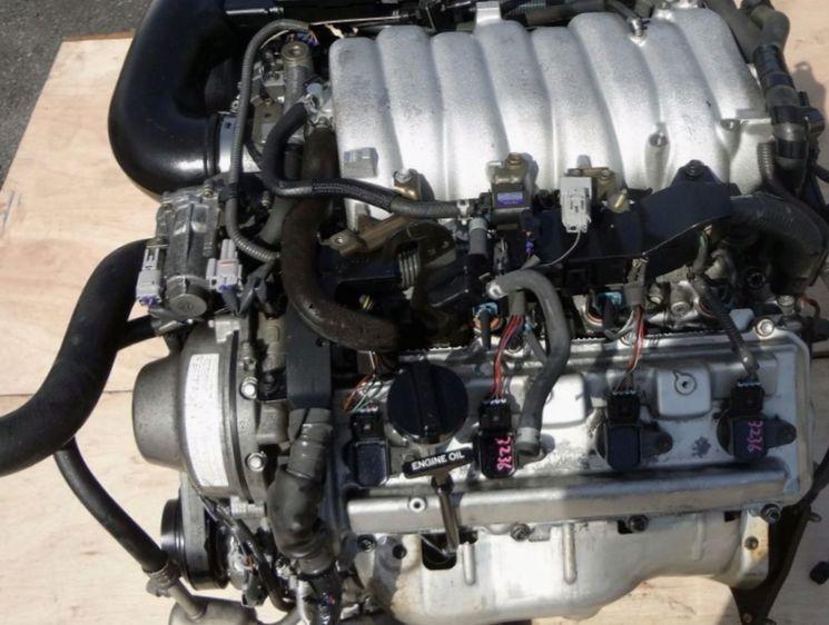 Где kexit купить контрактный двигатель на Lexus