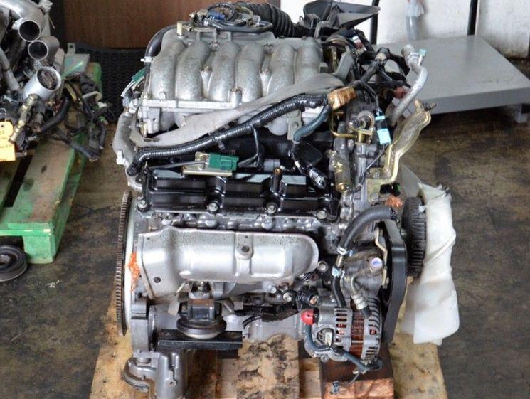 Где купить контрактный двигатель на автомобиль Nissan