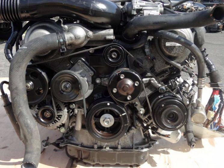 Где купить контрактный двигатель на автомобиль Lexus