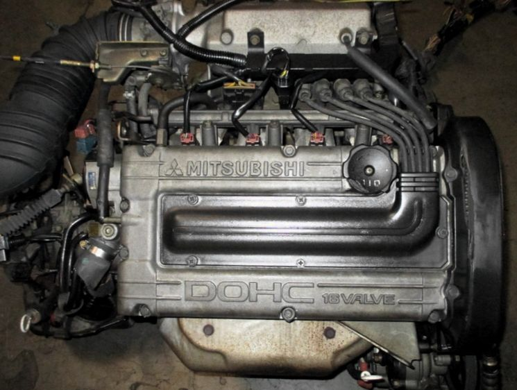 Где купить контрактный двигатель на автомобиль Mitsubishi