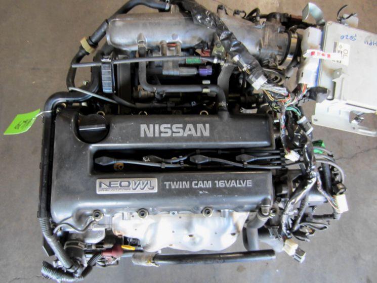 Где купить нормальный контрактный двигатель на Nissan