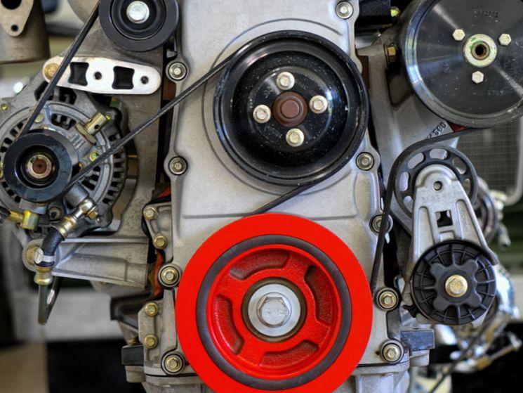 Осматриваем Б/У двигатель при покупке