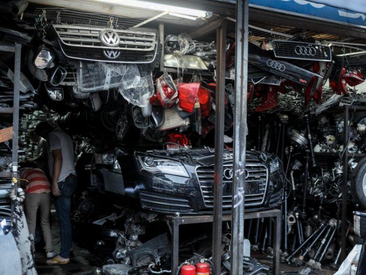 Как устроен рынок поддельных автозапчастей