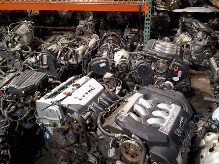 Как выбрать контрактный двигатель правильно