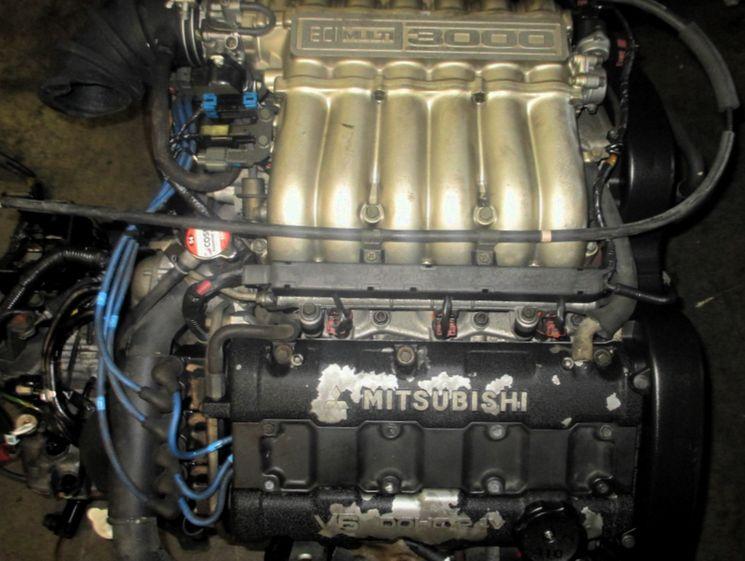 Где лучше купить контрактный двигатель на автомобиль Mitsubishi