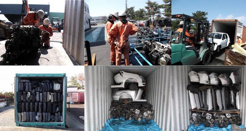 Контрактные двигатели и запчасти из Японии