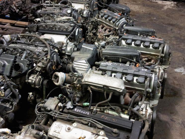 От чего зависит цена контрактного двигателя