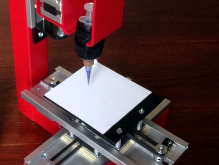 3D принтер мини метал мейкер