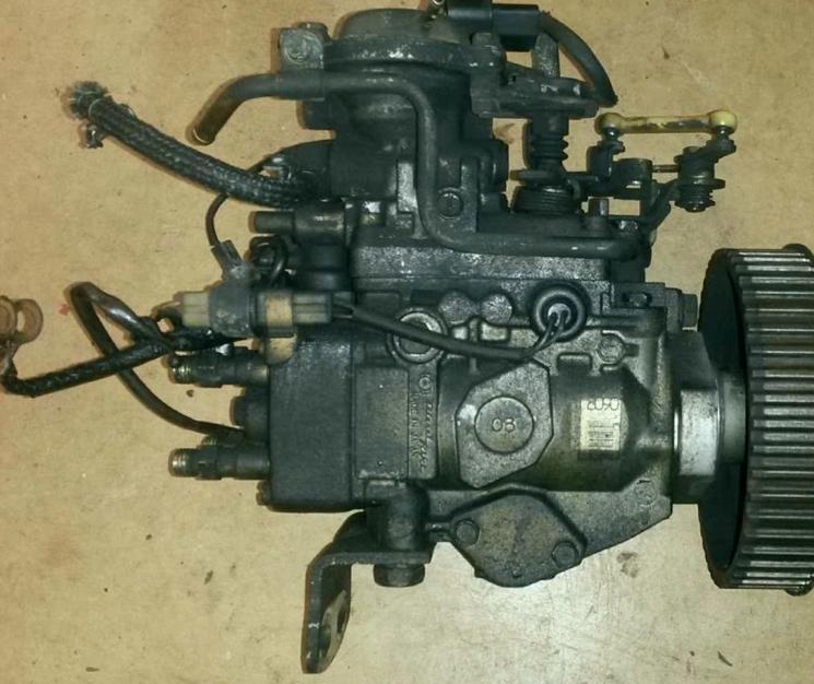 ТНВД контрактного дизельного двигателя