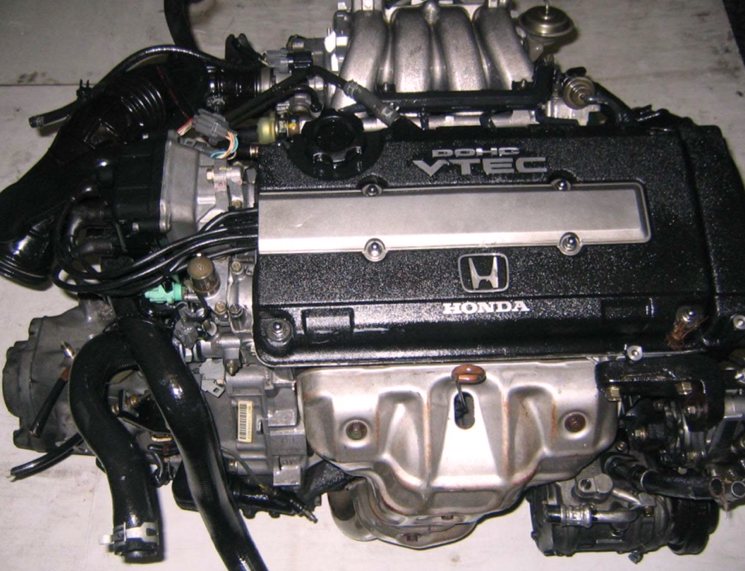 Выбор контрактного двигателя Honda